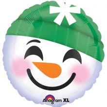 Palloncino Pupazzo di neve