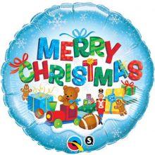 Palloncino Doni di Natale