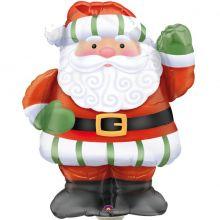 Palloncino Babbo Natale 80 cm
