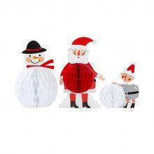 Kit Decorazione Personaggi Natale