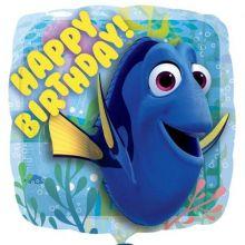 Palloncino Alla Ricerca di Dory- Happy Birthday