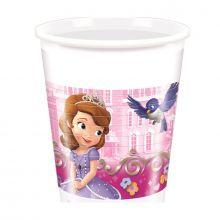 Bicchieri Principessa Sofia 8 pz