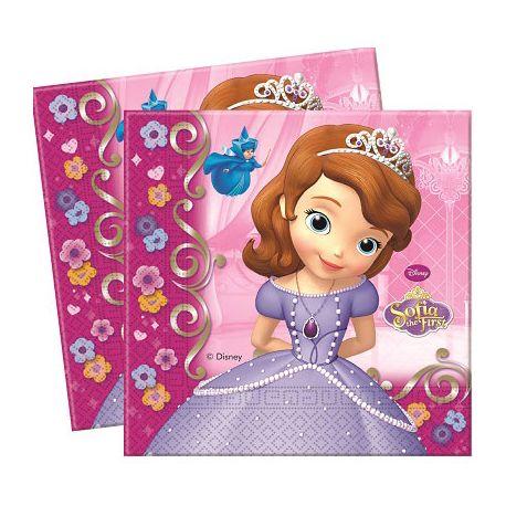 Disney Principessa Sofia Tovaglioli