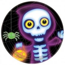 BOO Party Piatti carta 23 cm 8 pz