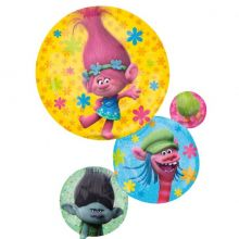 Maxi palloncino Trolls Supershape
