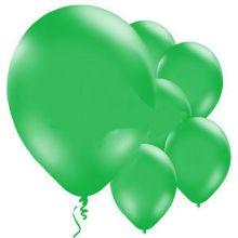 10 Palloncini Verde scuro
