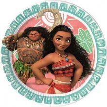 Festa Oceania Piatti di Carta (8pz)