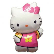 Palloncino Sagomato Hello Kitty