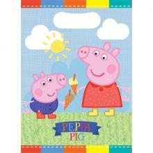 Festa Peppa Pig Sacchetti per Regalini