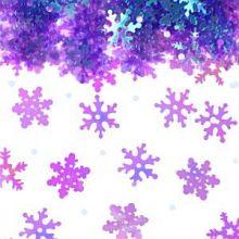 Coriandoli Decorativi Fiocco di Neve