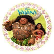 Cialda Oceania - Vaiana e Maui