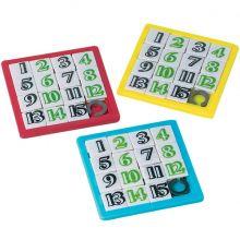 Gadget Regalini Festa Puzzles Numeri