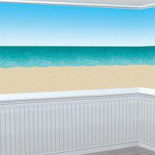 Scenografia Spiaggia Tropicale