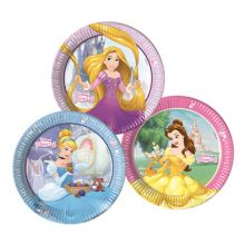 Principesse Disney  Piatti 23 cm