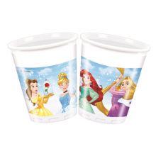 Bicchieri Prinicipesse Disney (8 pz)