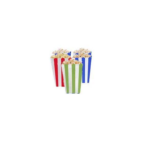 6 Porta popcorn colori PJ Mask  Super Pigiamini