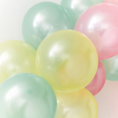 Pallonci color pastello (12 pz)
