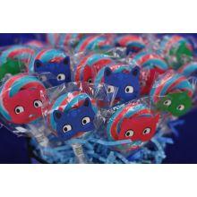 Lollipops a tema Pj Masks (8 pz)