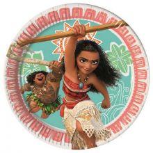 Festa Oceania Piattini di Carta (8pz)