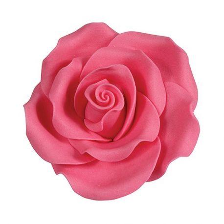 Rose fatte a mano  in pasta di zucchero