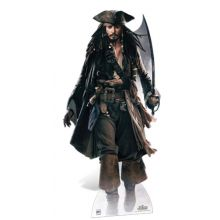 Jack Sparrow Sagoma cartone  185 cm