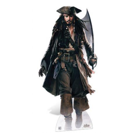 Jack Sparrow sagoma personggio