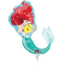 Palloncino Ariel Mini Shape 30 cm