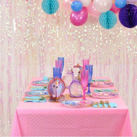 Tenda Iridescente Festa Shimmer e Shine