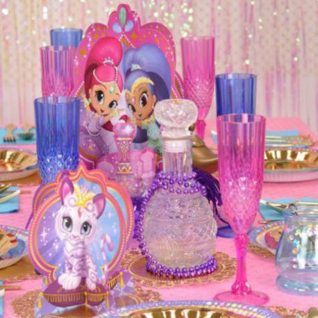 Shimmer and Shine Centrotavola (23 pz)