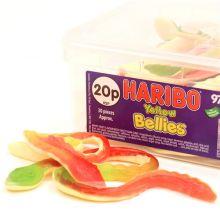 Caramelle  Teschio Haribo Maxi pacco