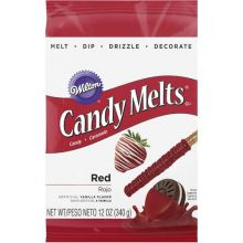 Candy melts Rosso Wilton