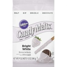 Candy melts bianche Wilton
