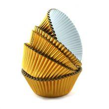 Pirottini per Cupcake Oro