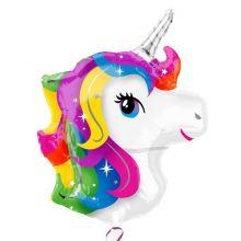 Palloncino Unicorno 116 cm