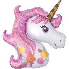 Palloncino Unicorno Magico 84 cm