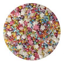 Cristalli di zucchero Arcobaleno 100 g