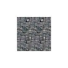 Decorazione murale muro di pietra castello medievale