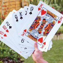 Carte da gioco Alice nel Paese delle Meraviglie