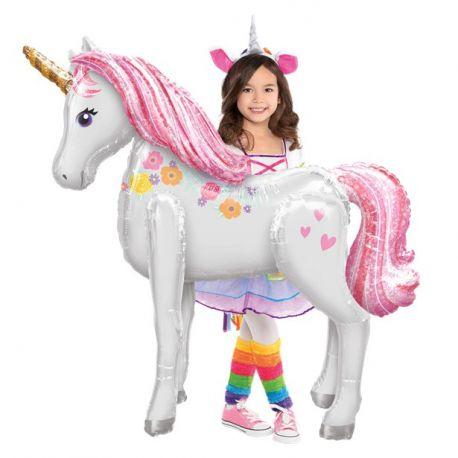 Palloncino Unicorno Magia 86 cm