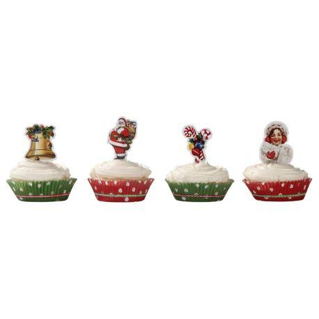 Festività Natale Cupcake Kit