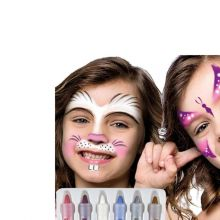 Pastelli per trucco bambina - face painting
