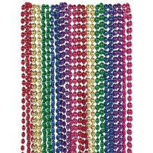 Collane di perle Mix colori (8 pz)