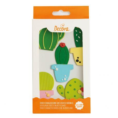 Cactus Decorazioni in zucchero