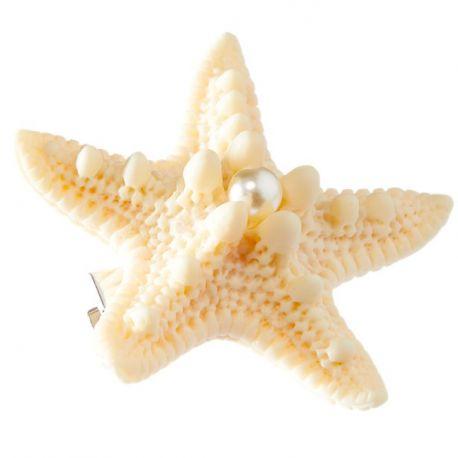 Stella Marina Accessorio per capelli Sirena