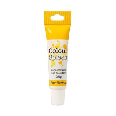Colorante alimentare giallo