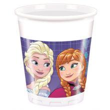 Bicchieri Frozen Anna Elsa - Luci del Nord