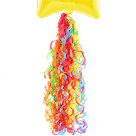 Coda per palloncini Mix Colori
