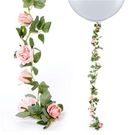 Ghirlanda fiorita di Rose