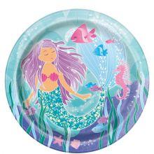 Piatti di carta Sirena