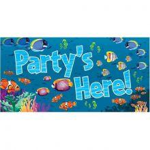 Festone-Poster Party Mare